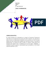 Direccion, Coordinacion y Evaluacion
