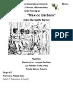 Mexico Barbaro