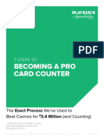 7 Steps Pro Card Counter