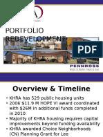 Midtown Redevelopment - July 2016