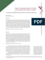 Sociologia na educação básica no brasil - um balanço da experiencia remota e recente.pdf