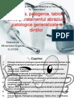 250520338 Abraziunea Patologica Generalizata