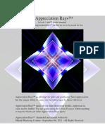 Appreciation Rays