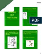 2 Componentes de Un Robot Industrial [Modo de Compatibilidad]