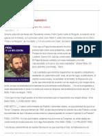 Fidel Habla de Religión (Fragmentos) _ Cubadebate