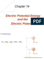 Ch19 Electric Potential Energy and The