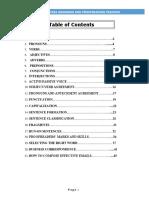 Mistake Free Grammar and Proofreading Training Handbook3