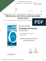 El método Lean Startup, resumen del libro de Eric Ries.pdf