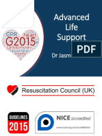 Symposium 2015 - Jas Soar - Advanced Life Support