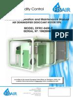 Fisaire DFRC Manual