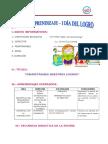 Sesion de Aprendizaje II Dia Del Logro 2016