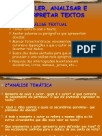 Orientações Para a Leitura Textual-etapas
