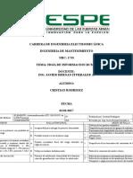 Hoja de Informacion Rcm II