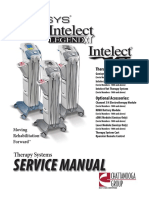 Service Manual - Vectra Genisys Intelect XT-1