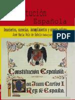 Constitucion Espanola Desaciertos Carencias Incumplimientos y Urgente Reforma