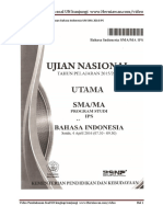 Download Pembahasan Soal Bahasa Indonesia UN SMA 2016 IPS
