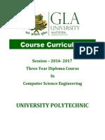 Diploma CS Syllabus 2