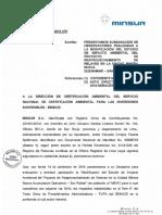 Carta Subsanacin Observaciones 031016