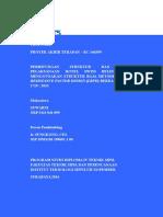 proposal tugas akhir teknik sipil - baja LRFD