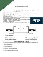 Estructura Del Almacen