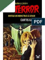 Bolsilibros. Seleccion Terror 72 - Invitad Un Monstruo a Cenar - Curtis Garland