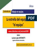 """La estrella del equipo es """"el EQUIPO"""" - Luciano Lujan ANTONIETTI"""