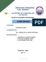 Fisiopatologia Linfomas Expo