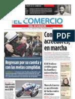 El Comercio del Ecuador Edición 209
