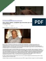 Morre Robert Spitzer, o Psiquiatra Que Ousou Dizer Que a Homossexualidade Não Era Uma Doença _ Revista Lado A