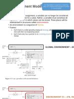 The Environmental Model