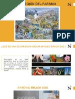 Ecorregion Del Páramo