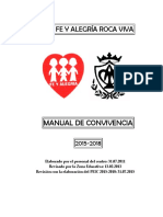 Manual de Convivencia - Version 150128