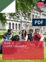 International-prospectus Cardiff University