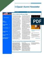 El Djazair Alumni Newsletter-June 2010