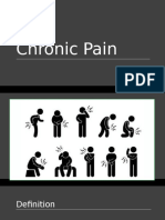 Paeds Chronic Pain inservice 2016
