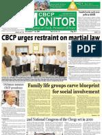 CBCP Monitor vol13-n25