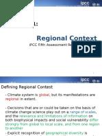 Chapter 21 Regional Context