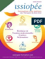 Guide Cassiopee 2016