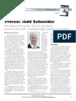 Ellison Profile Todd-Schneider Plaintiff-magazine (Bufete representante de policias en el caso 3:16 - cv- 02867- PAD