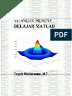 Tutorial Praktis Matlab