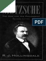 Hollingdale, R. J. - Nietzsche_ the Man and His Philosophy (Cambridge, 1999)