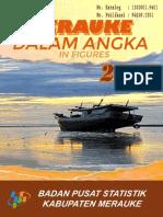 Merauke Dalam Angka 2015
