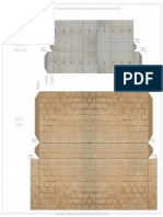 Papercraft Brick Wall and Half Wall