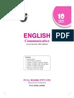 Fullmarks English Class 10