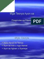 Pinagmulan ng Pilipinas
