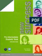 New Success Pre Intermediate Sb