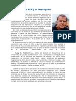 La PCR y su Investigador