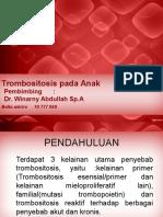 ppt trombositosis