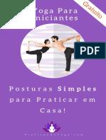Yoga Para Iniciantes - Gabriel Medeiros