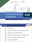 Ghid Prezentare PPT Diploma